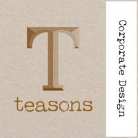 Teasons - Corporate Design © karolina_antoszek